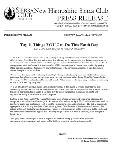 NHSC%20News%20Release%20Earth%20Day%20Tips%202013_final.pdf